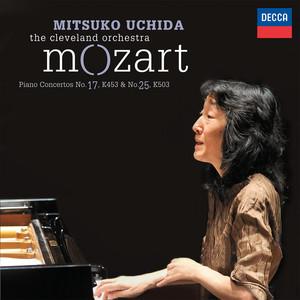 Mozart: Piano Concertos No.17, K.453 & No.25, K.503 (Live) Albümü