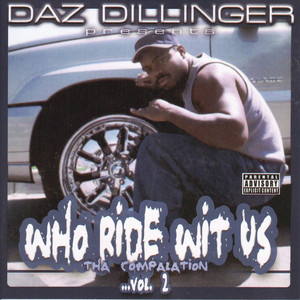 Who Ride Wit Us - The Compalation Vol 2. Albümü