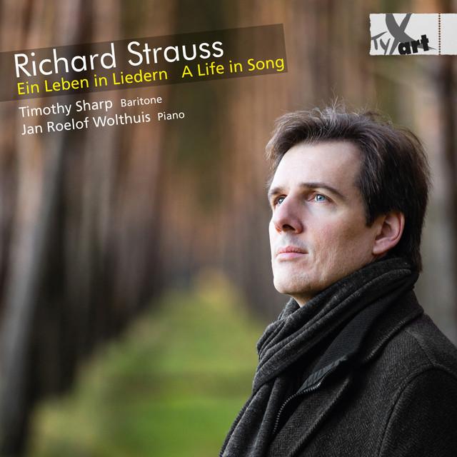 R. Strauss: Ein Leben in Liedern Albumcover