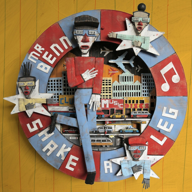 Mr Benn tickets and 2018 tour dates