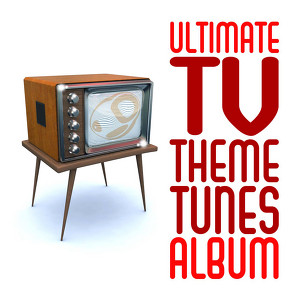 Ultimate TV Theme Tunes Albumcover