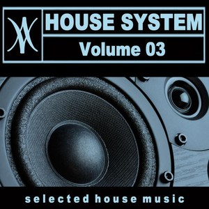 House System, Vol. 3 Albumcover