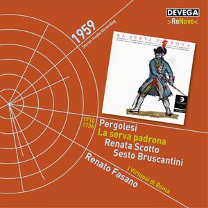 Pergolesi: La serva padrona Albümü