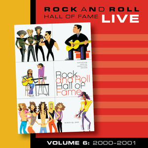 Eric Clapton, Robbie Robertson, Bonnie Raitt And The Rock Hall Jam Band Sweet Home Chicago cover