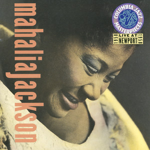 Mahalia Jackson I'm Goin' to Live the Life I Sing About in My Song [Live][#] cover