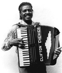 Picture of Clifton Chenier