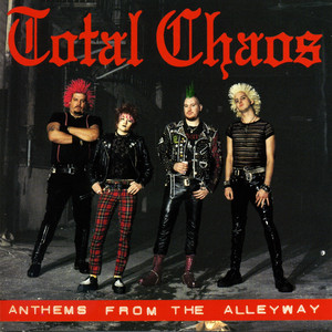 Anthems From The Alleyway album