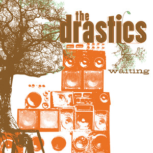 Album cover for Single release by The Drastics