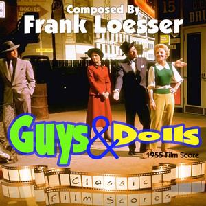 Guys and Dolls (1955 Film Score) album