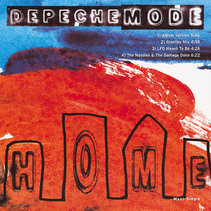 Depeche Mode, Q, Tim Simenon Home - The Noodles And The Damage Done cover