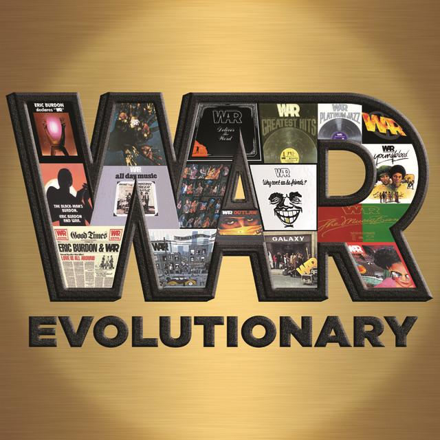 War Evolutionary album cover