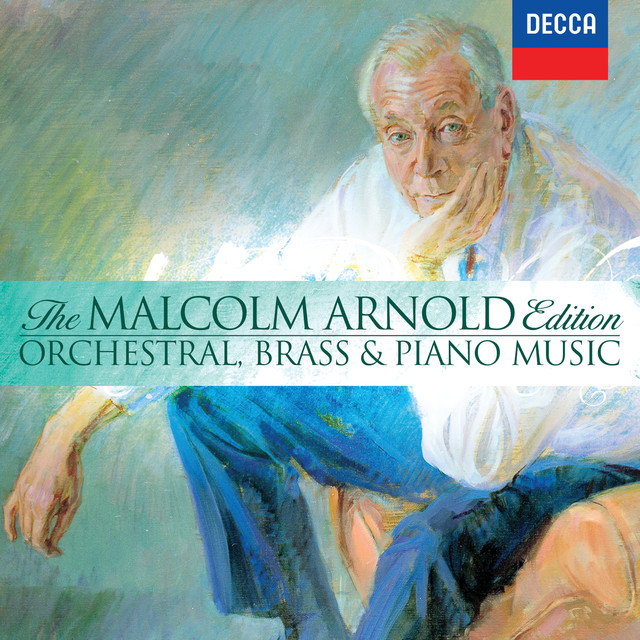 The Malcolm Arnold Edition, Vol.3 - Orchestral, Brass & Piano Music