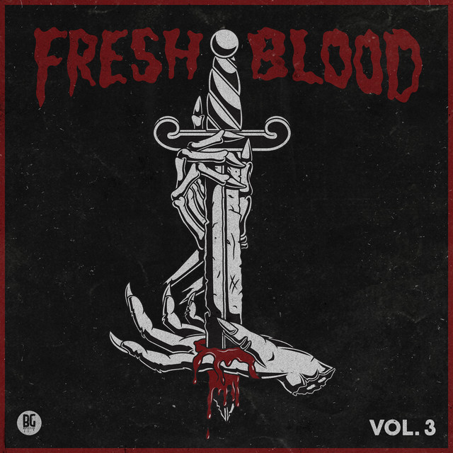 Fresh Blood Volume 3