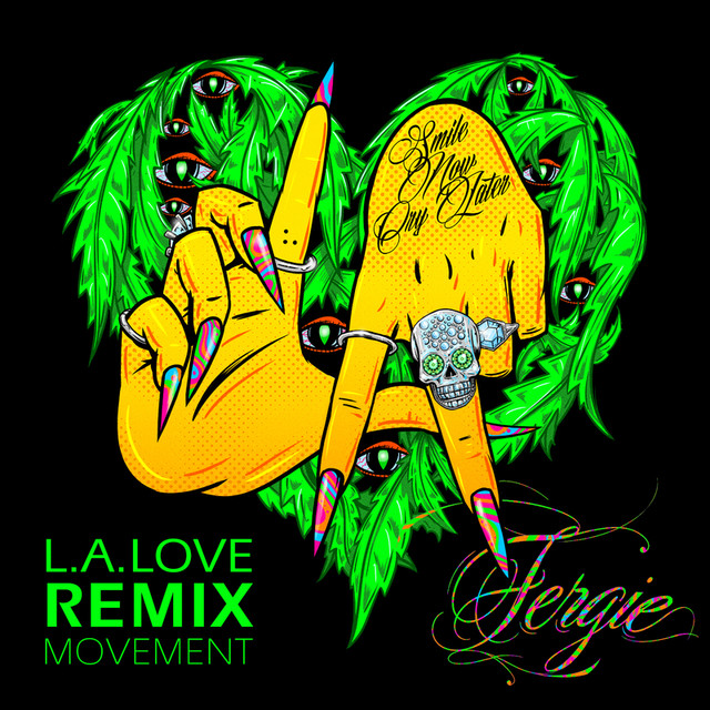 L.A.LOVE (la la) [Remix Movement]