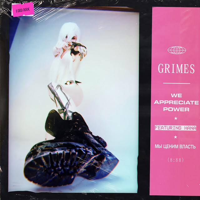 We Appreciate Power : Grimes