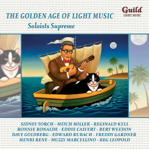 "The Golden Age of Light Music: ""Soloists Supreme"" album"
