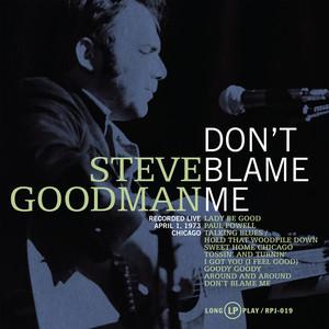Don't Blame Me album