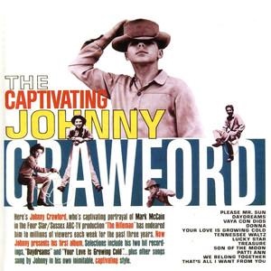 The Captivatin Johnny Crawford album