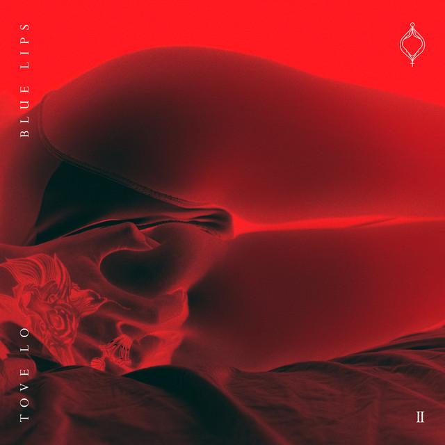 Skivomslag för Tove Lo: Blue Lips