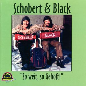 Schobert and Black - In Uns'rer Eigenschaft Als Freund