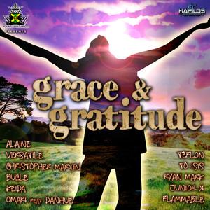 Grace & Gratitude Riddim album