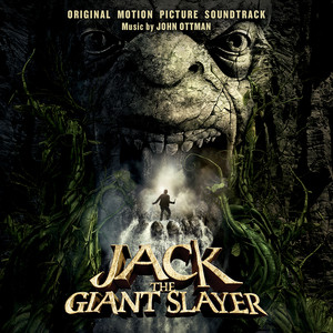 Jack The Giant Slayer: Original Motion Picture Soundtrack Albumcover