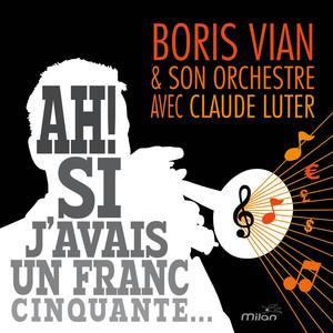 Boris Vian, Claude Luter Rose Room cover