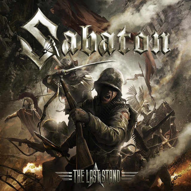Album cover for The Last Stand by Sabaton