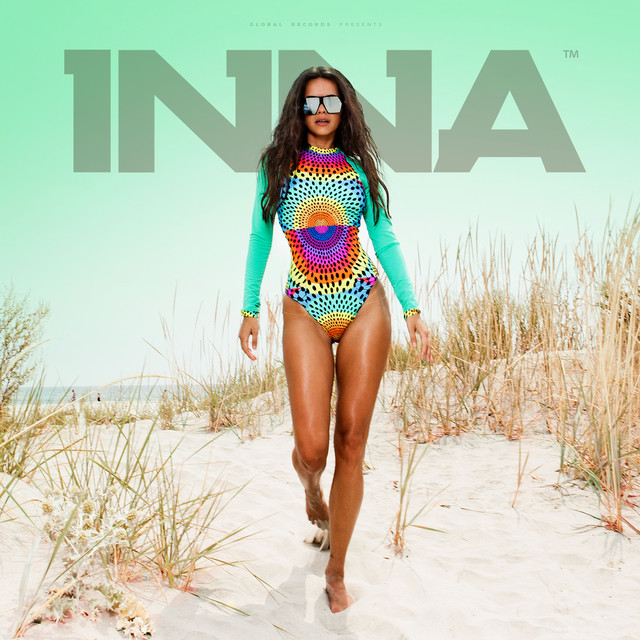 Album cover for Inna by Inna