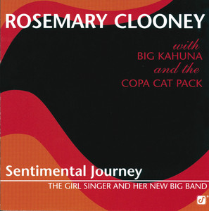 Sentimental Journey: The Girl Singer And Her New Big Band album