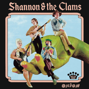 Album cover for Onion by shannon and the clams