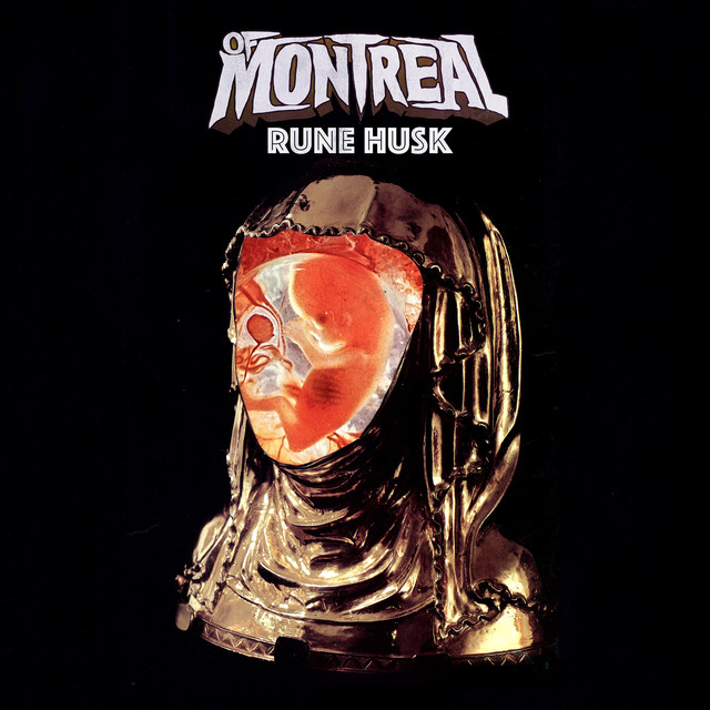 Album cover for Rune Husk by of Montreal