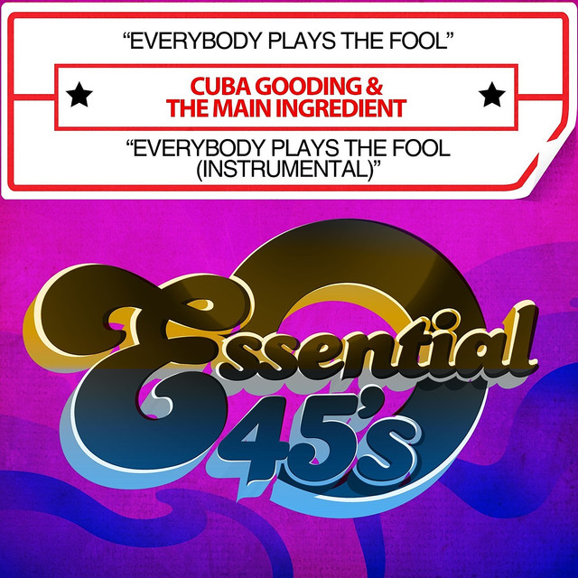 Everybody Plays The Fool / Everybody Plays The Fool (Instrumental) [Digital 45]