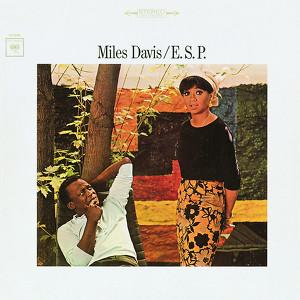 E.S.P. Albumcover