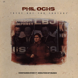 Phil Ochs One More Parade cover