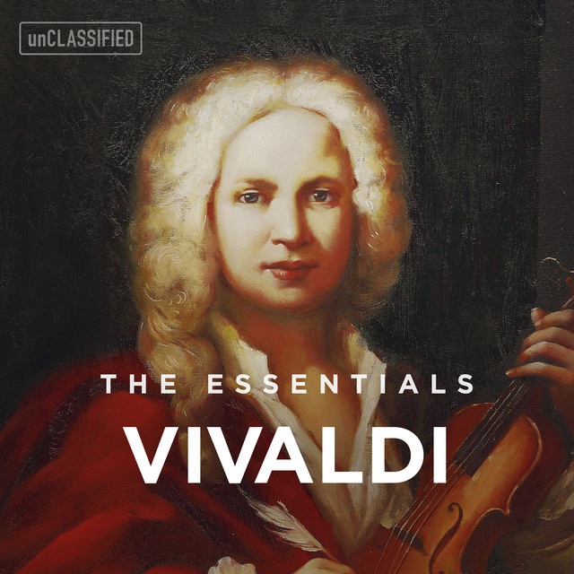 Album cover for The Essentials: Vivaldi by Antonio Vivaldi, Various Artists