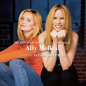 Heart And Soul New Songs From Ally McBeal Featuring Vonda Shepard album