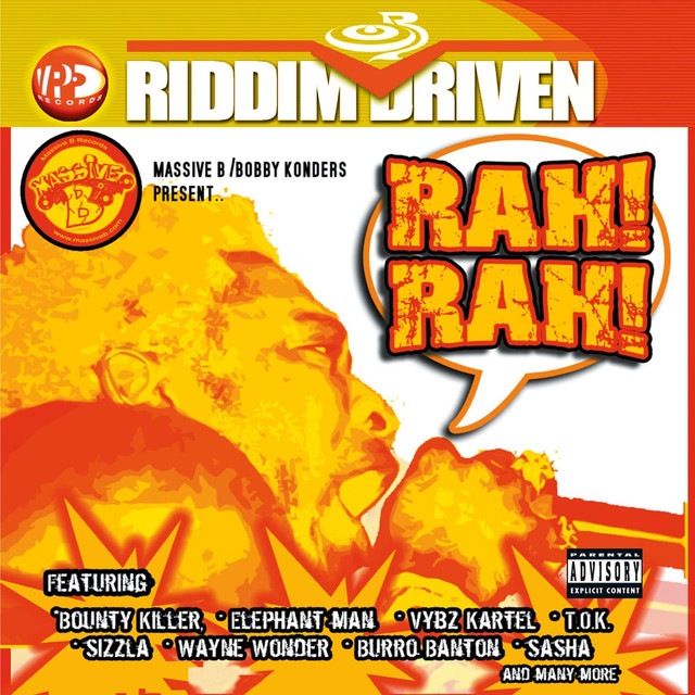 Riddim Driven: Rah Rah Riddim Driven: Rah Rah album cover