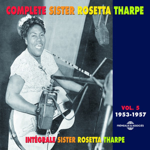Sister Rosetta Tharpe, Ernest Hayes / Doc Bagby Quintet When the Saints Go Marching In cover