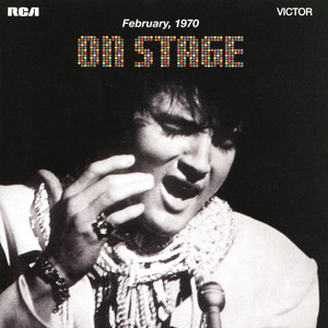 On Stage Albumcover