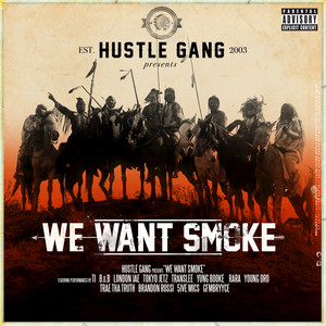 Hustle GangYoung Thug, T.I., Young Dro, Trev Case That Bag cover