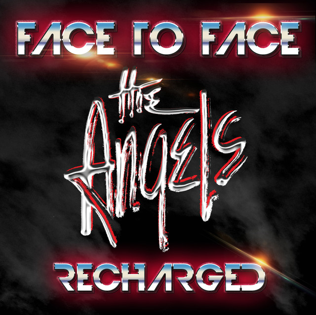 Album cover for Face To Face Recharged by The Angels