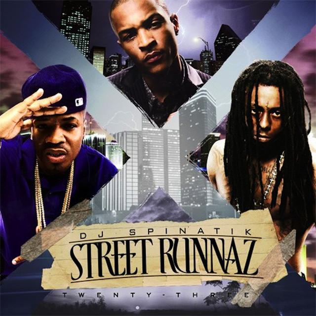 Various Artists Street Runnaz 23 album cover