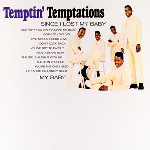The Temptations You've Got to Earn It cover