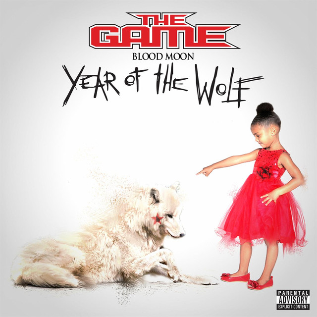 Blood Moon: Year Of The Wolf (Bonus Version) Albumcover