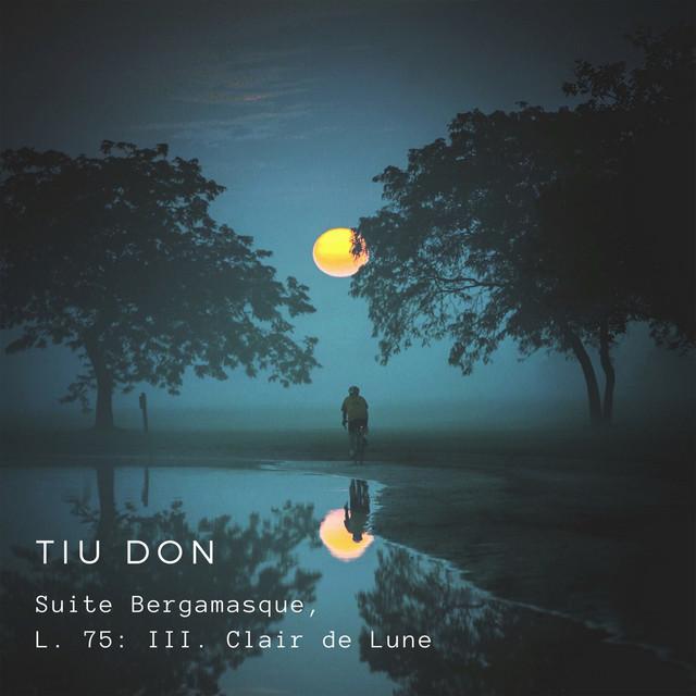 Suite Bergamasque, L  75: III  Clair de Lune by Claude