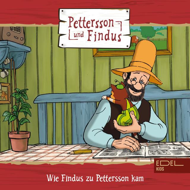 Folge 5: Wie Findus zu Pettersson kam + drei Geschichten (Das Original-Hörspiel zur TV-Serie) Cover
