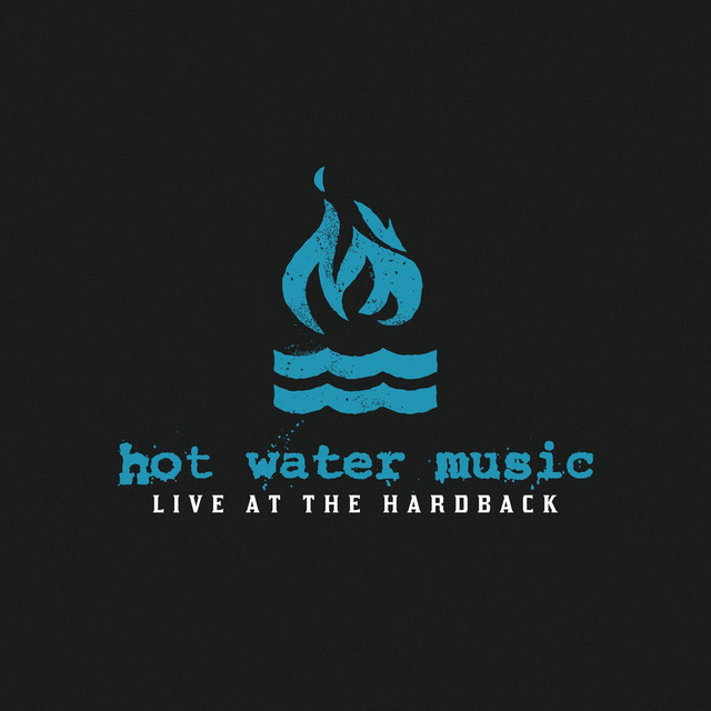 Live At The Hardback