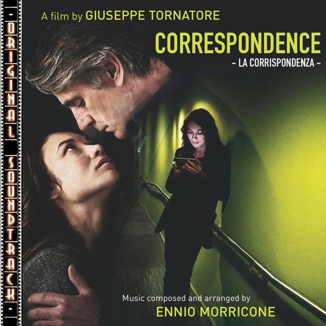 Correspondence (La corrispondenza) [Original Soundtrack] Albumcover