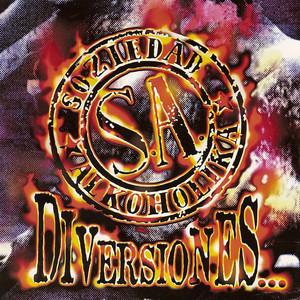 Diversiones... Albumcover